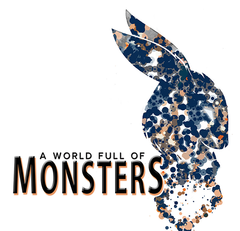 A World Full of Monsters cover